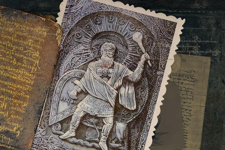 Древняя Беларусь. Идолы - боги, истуканы, кумиры, олухи