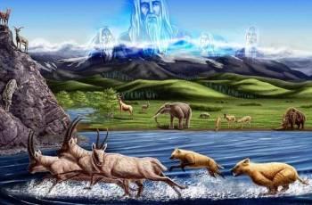 Гиперборея древних. Ледяной оазис в млечном море