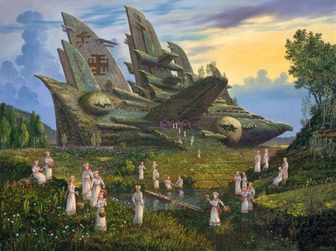 гиперборея древних