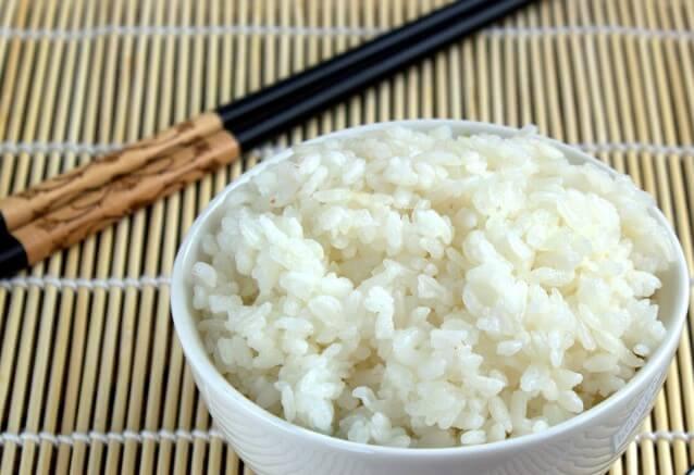 Очистка организма рисом для похудения