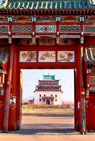 Шамбала страна находится в Монголии