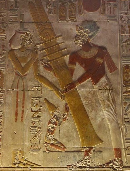 Электричество египта