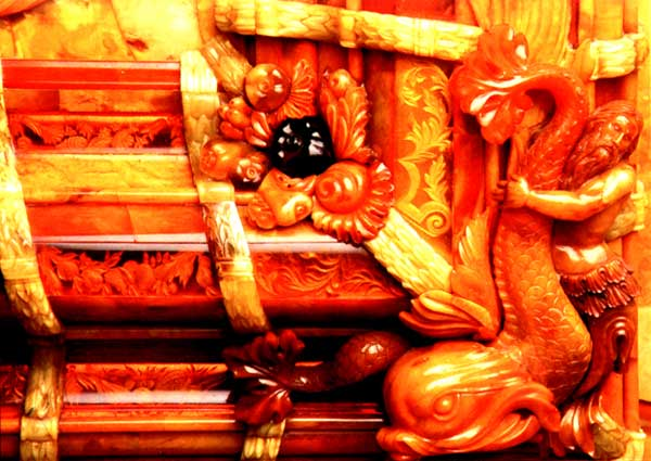 Янтарная комната. Силы скрывающие сокровища до сих пор опасны
