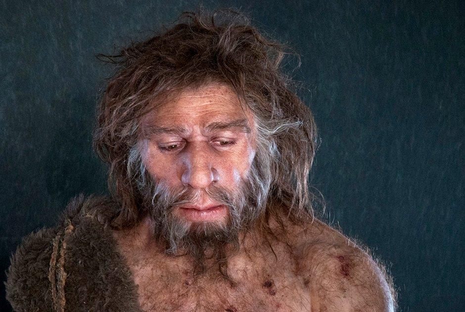 Неандертальцы коренные жители Европы. Разные Адам и Ева