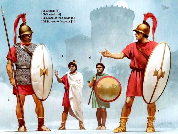 понтийцы древние