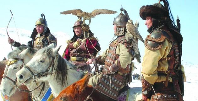 Наследники Чингисхана. Кому досталась империя
