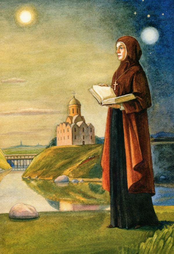 Крест Евфросинии Полоцкой. Загадки исчезновения артефакта