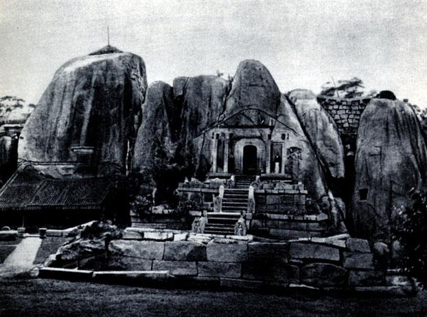 Абхаягири - гора Бесстрашия в Шри-Ланке