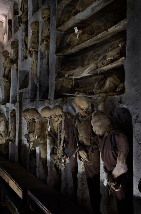 Парижские катакомбы паранормальные явления