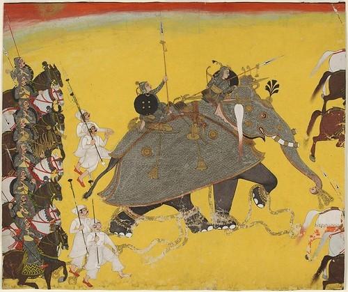 Боевые слоны кого боялись. Новые факты ученых