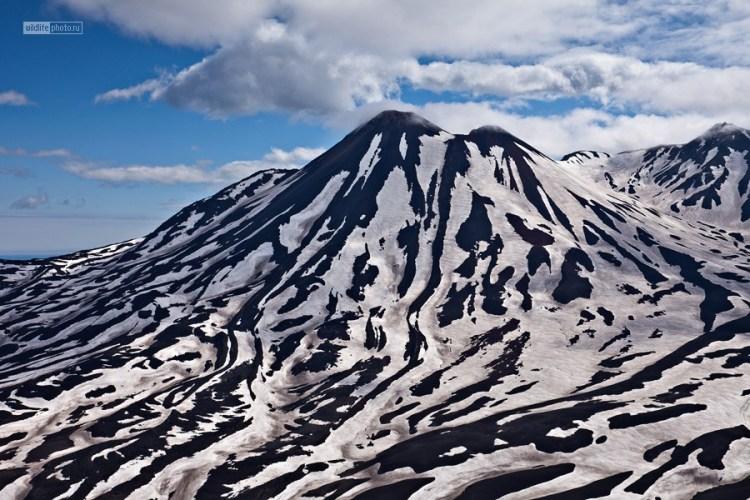 Вулкан Кихпиныч. Долина смерти на Камчатке