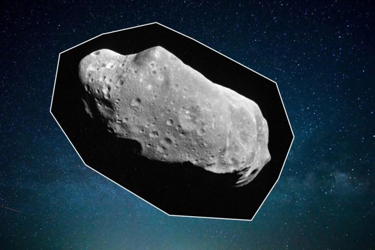Через 49 лет возможно столкновение с Землей метеорита Апофис