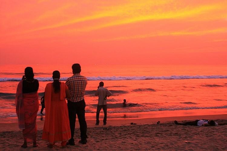 Центр аюрведы расположен на юге Индии в штате Керала