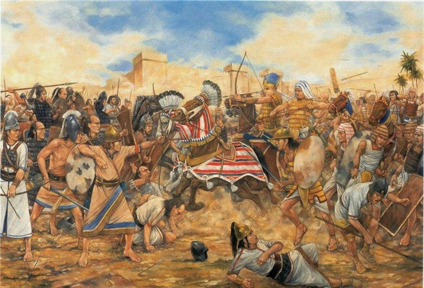 Древние войны. Когда произошла первая битва в мировой истории?