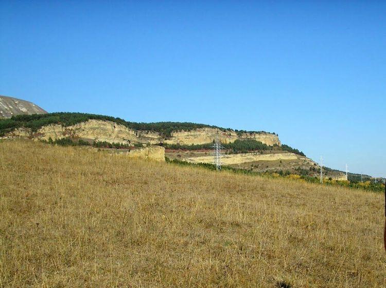Боргустан древний город Шёлкового пути