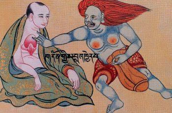 Энергия Ла в тибетском буддизме. Как узнать свою уязвимую точку