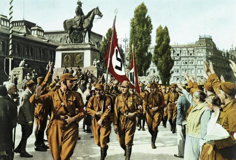 Хорст Вессель «Политический святой» национал-социализма