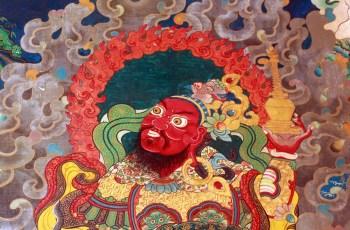 Внетелесные состояния в буддизме. Астральные путешествия Тибета