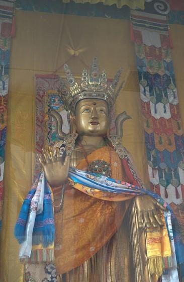Сандаловый Будда или Сандаловый Владыка