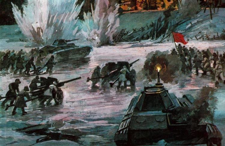 Ленинград блокада
