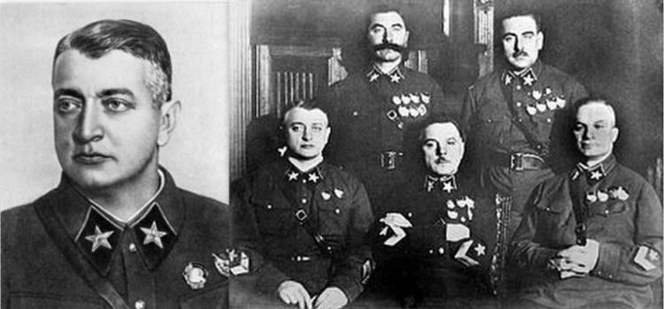 политическое руководство советского союза эпохи Сталина