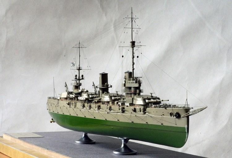 русский флот Императрица Мария