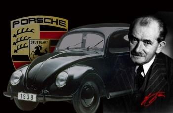 Фердинанд Порше создатель дорогих автомобилей и танков Рейха