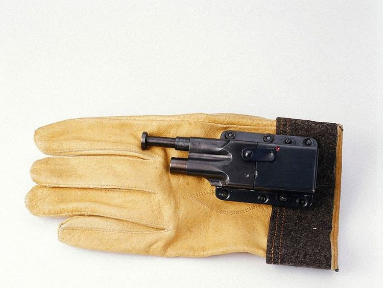 шпионский пистолет