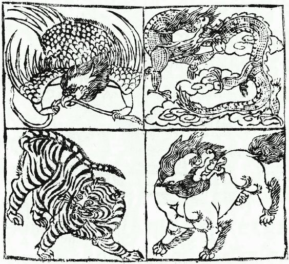 изображение на тибетских флажках