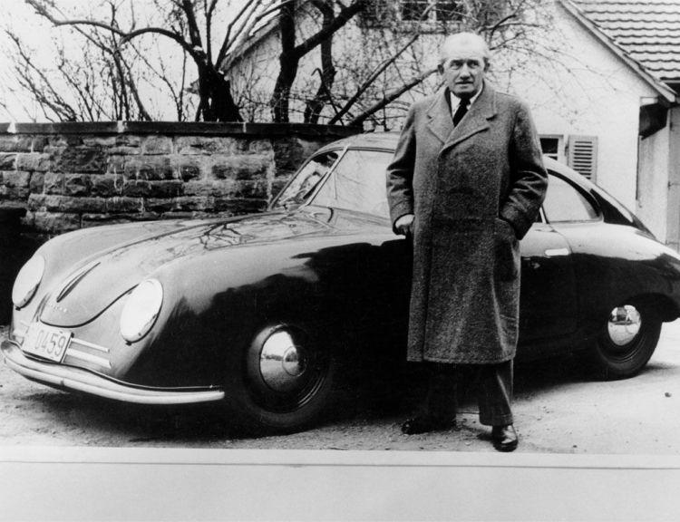 Фердинанд Порше создатель дорогих автомобилей гоночных