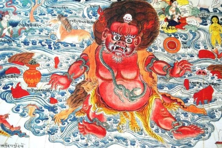 дхармапалы