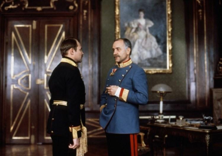 Альфред Редль полковник Австрии