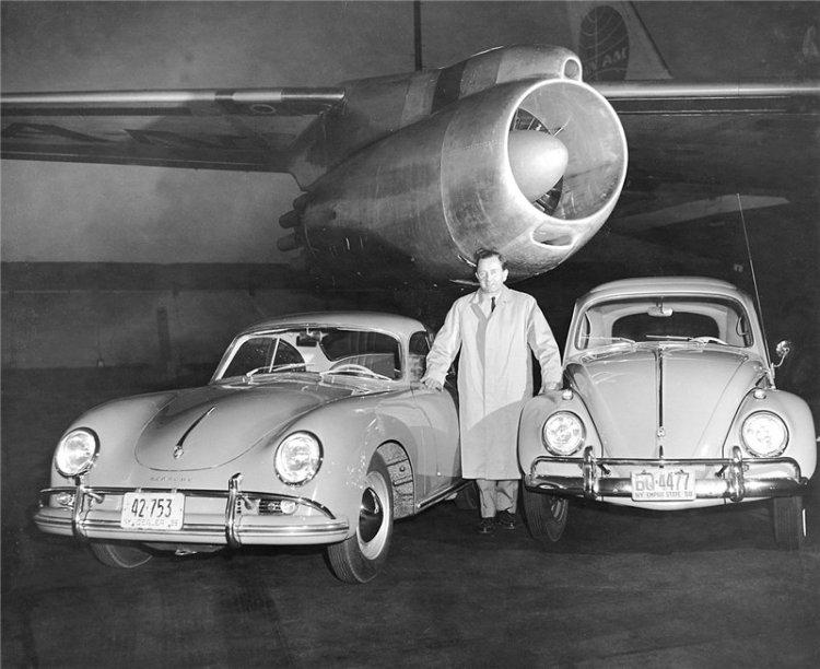 Фердинанд Порше создатель дорогих автомобилей