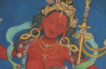 Лакшминкара - 84 великих мастеров йоги Древней Индии