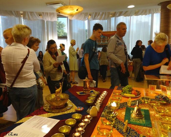 Священные буддийские реликвии путешествуют по миру. Выставка проходила в Москве и Калмыкии