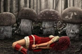 Самый ядовитый гриб в мире. Обзор опасных грибочков