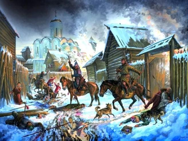 Москва и иго