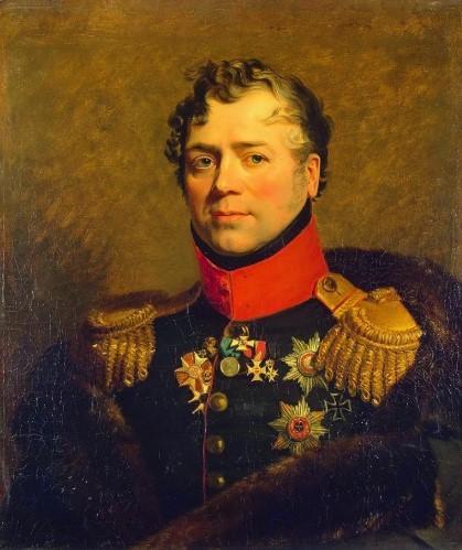 князь А. Н. Голицын
