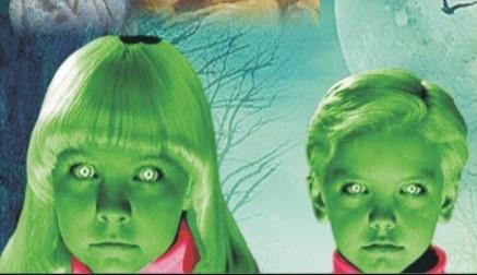 зеленые дети инопланетяне