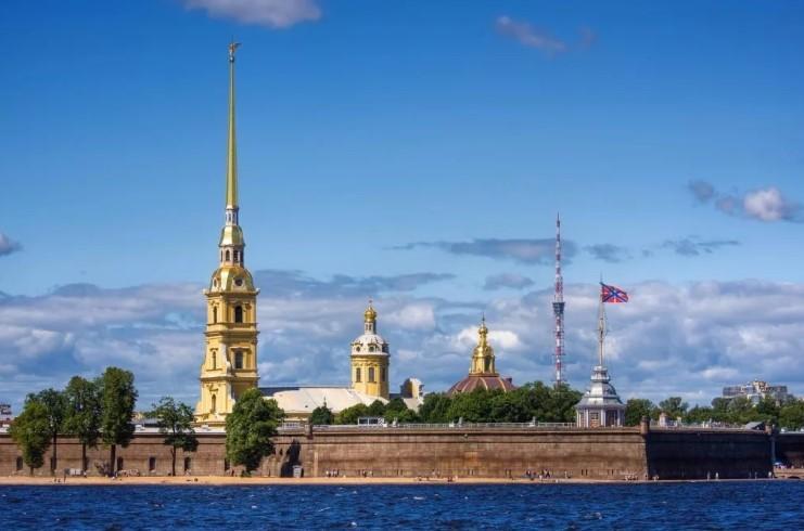 Петропавловской крепости