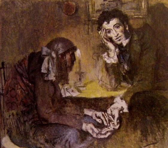 Шарлотта Кирхгоф и Пушкин
