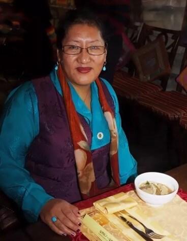 Др. Пунцог Вангмо (Phuntsog Wangmo)