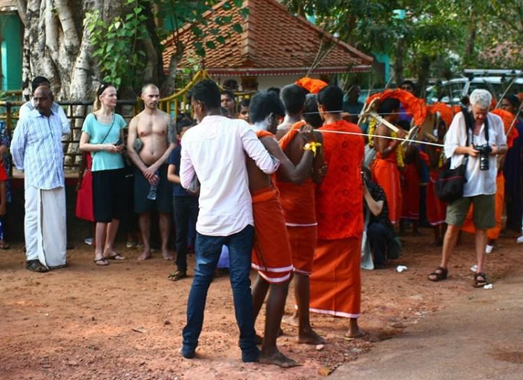 Культ Карттикея в Керале