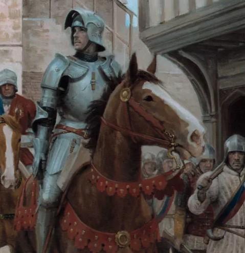 рыцари англии король