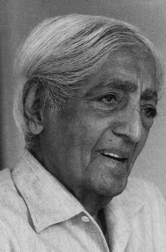 Джи́дду Кришнаму́рти