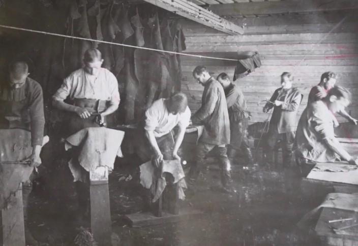 жизнь лагеря Ленина