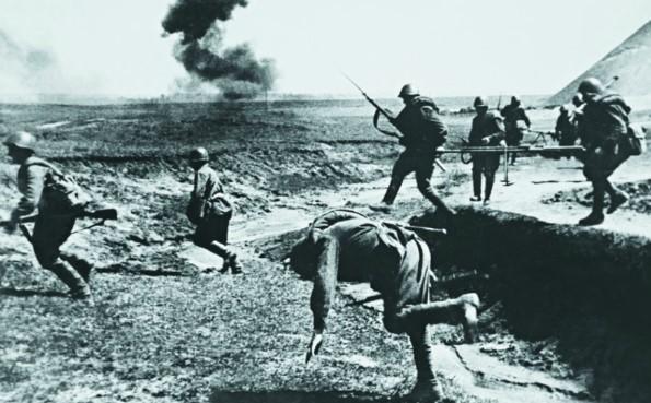 Штрафные Батальоны гибель