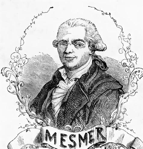 Магниты были едва ли не самым сильным увлечением молодого Месмера