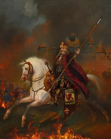 Стокер из валаха (румына) превращает своего героя в трансильванского венгра-секлера.