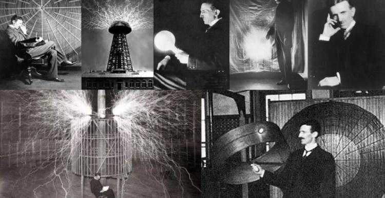 Никола Тесла изобретения